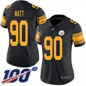 Women  T. J. Watt 100th Season Jersey (3)
